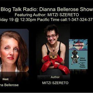 Empowering and Inspiring Women Globally- Rotten Peaches- Mitzi Szereto