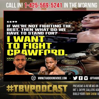 ☎️Terence Crawford Is Running Out Of Time😱Vergil Ortiz, Shawn Porter, & Jaron Ennis Called Him Out🔥