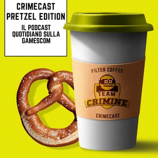 Crimecast: Pretzel Edition (On the Road) #05 - Rotolando verso Sud