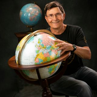 World Traveler and Author Tom Mattson on Big Blend Radio