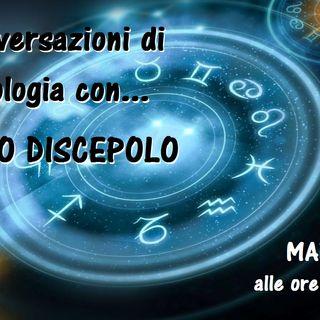Conversazioni di Astrologia con Ciro Discepolo - 08/10/2019
