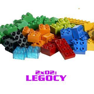 QEF 2x02: LEGOCY