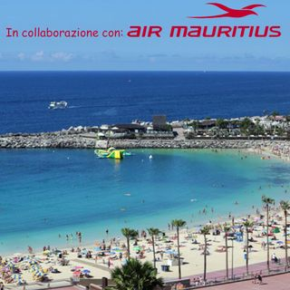 Viaggiando con Radio Number One: Gran Canaria