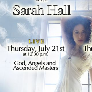 God, Angels and Ascended Masters Bring Me 2 Life Radio July 21st