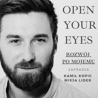 Rozwój po mojemu - Kamil Kopic Odc.1 Poznajmy się!