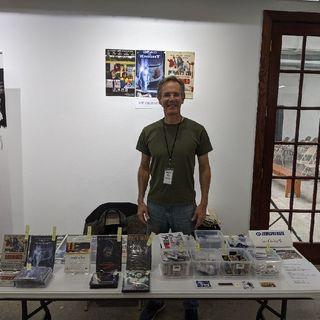 Comic Indie Con 2019 - Joe Grisaffi