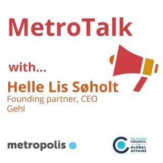 MetroTalk #1 Rethinking public spaces