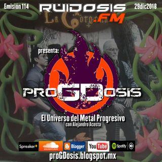 proGDosis 114 - 29dic2018 - La Gorgona