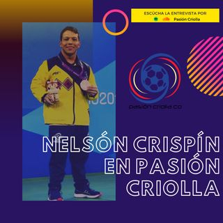 T1 - Episodio 9: Nelson Crispin