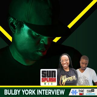 Sunsplash Mix Show Bulby York Interview