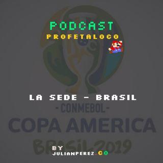 Dato 1 -  La sede de Brasil 2019