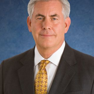 Tillerson Addresses North Korea