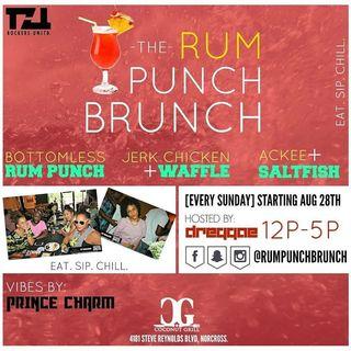 Atlanta Wine Party Tonight / Rum Punch Brunch Tomorrow #ashsaidit