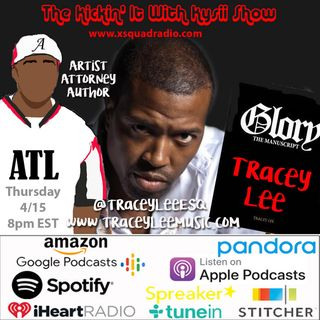 Kickin' It With Tracey Lee, ESQ, Artist, Attorney, Author