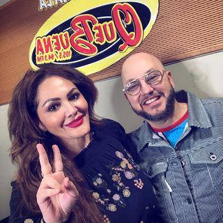 En Cabina c/ Pepe Garza & Marlene Quinto