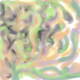 Stringhe di emozioni a colori