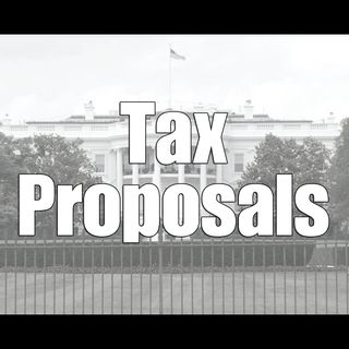 2020 Candidate Tax Policy Proposals