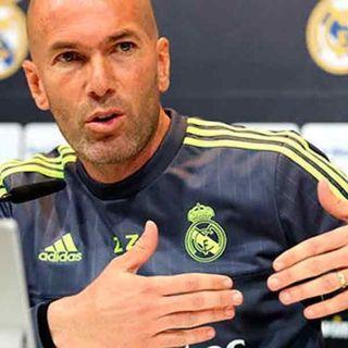 La vuelta de Zidane