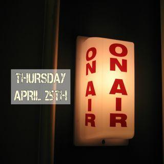 Thursday, April 25th