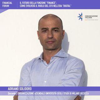 Financial Forum 2021 | Plenaria di Chiusura | Il futuro della Funzione Finance