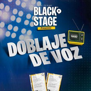 CÓMO SE HACE EL DOBLAJE DE VOZ - BlackStage Podcast Ep1
