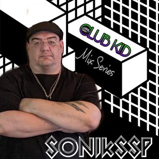 LOLO Knows Club Kid Mix Series... SONIK, Bad Table Manners, Detroit, SSP Records