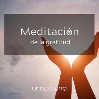 Meditación de la gratitud