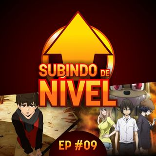 Subindo de Nível - analise da ultima temporada de animes- EP09