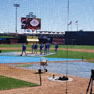 St. Paul Saints Media Day - Sports Done Wright w/ Vince Wright