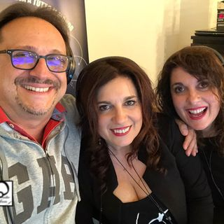 324 - Dopocena con... Maura e Manuela Cenciarelli - 03.04.2019