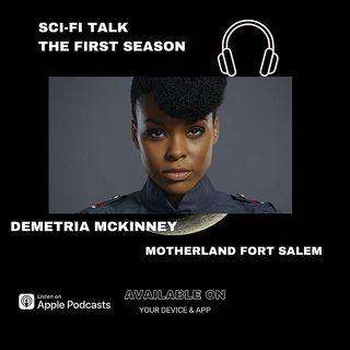 Demetria McKinney