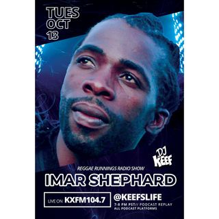 Cali Roots Special & Imar Shephard Interview // Live on KXFM 104.7