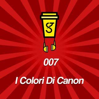 007 - Canon ha i colori migliori