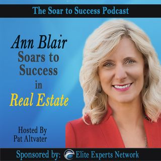 Ann Blair Soars to Success in Real Estate
