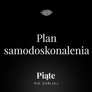 28. Plan samodoskonalenia