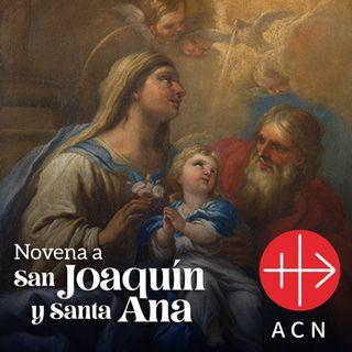 Novena San Joaquin y Santa Ana - Día 8