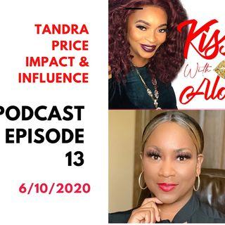 KISSS Conversation With Tandra Price