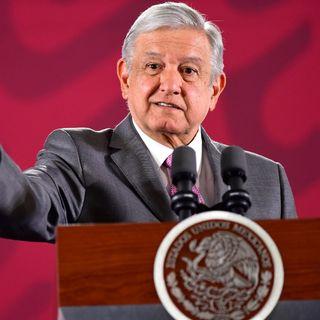 Celebra AMLO decisión de Muñoz Ledo