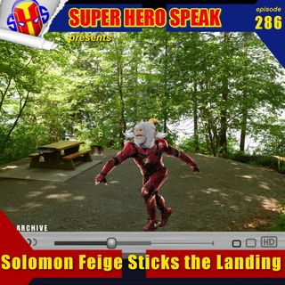 #286: Solomon Feige Sticks the Landing