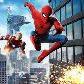 Episode 1 -ENDGAME Iron Man and Spiderling - The Marvel Fandom