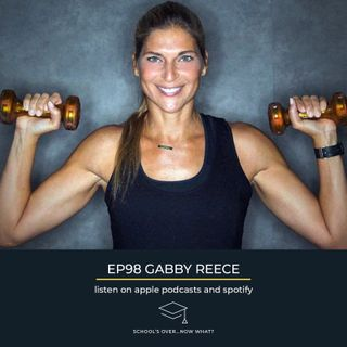 Ep.98 Gabby Reece: School of The Process