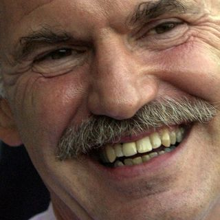Georgios Papandreou 2003