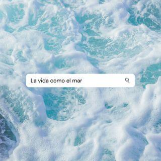 Meditación la vida como el mar