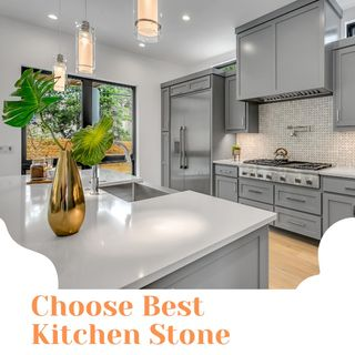 Choose Best Kitchen Slab for your Kitchen – Stone Depot