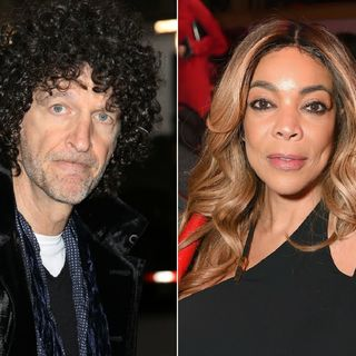 Howard Stern Says Wendy Is Jealous Of Him