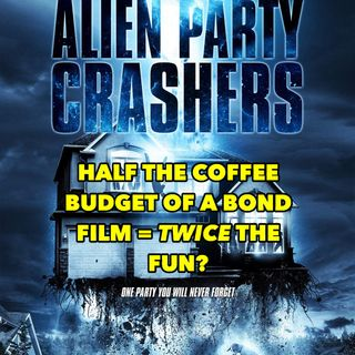 ALIEN PARTY CRASHERS! (aka CANARIES) Review & Discussion + Harry Potter & The Half Blood Prince Pt. 2 + Game Of Thrones Season 8 (half-assed