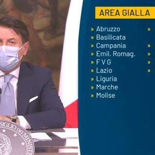 """Veneto """"salvo"""", finisce in fascia gialla. Consentiti gli spostamenti, ecco le nuove regole"""