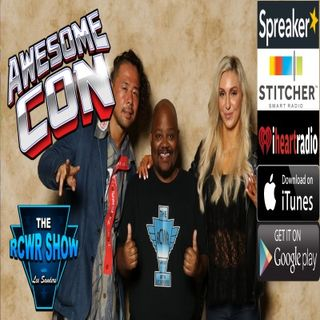 Episode 538: Awesomecon and good IPA: RCWR Show 6-20-17