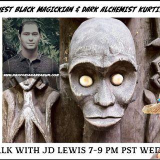 'WAKING THE WALKING DEAD' W/ DARK ALCHEMIST & BLACK MAGICIAN KURTIS JOSEPH-July 31st 2019