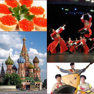 Rusia - La madre osa